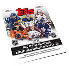 2020-21 Topps NHL Sticker Collection Hockey Cards - Checklist Added 18