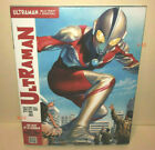 Best of ULTRAMAN 7 Eps blu ray with BIRTH live stage show Alex Ross sleeve art