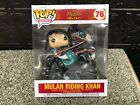 Ultimate Funko Pop Mulan Figures Checklist and Gallery 34