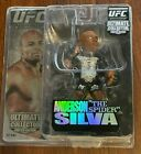Round 5 UFC Ultimate Collector ANDERSON SILVA Limited Edition Figure #105 1000