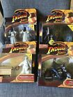 Indiana Jones 4 Pack Raiders of the Lost Ark 2008 New!! Sealed Box!!