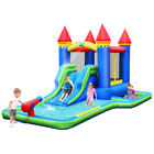 Inflatable Bouncer Climbing Slide Bounce House Water Park BallPit Without Blower