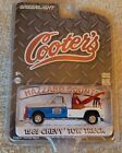Cooters 1969 Chevy Tow Truck Limited Edition 51368 from Greenlight Collectible