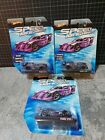 Hot Wheels Speed Machines Panoz GTR 1 Lot of 3 Different Card Super Rare