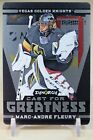 Marc-Andre Fleury Cards, Rookie Cards and Autographed Memorabilia Guide 24