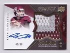 2012 Upper Deck Exquisite Football Rookie Autograph Patch Visual Guide 35
