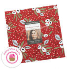 Moda CHRISTMAS MORNING Lella Boutique LAYER CAKE 42 10 Squares Quilt FABRIC