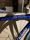 Cannondale Synapse 50 cm Road Bike Save Rear Stays Carbon Fork Seat Post