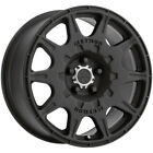 Method MR502 RALLY 16x7 5x112 +30mm Matte Black Wheel Rim 16 Inch
