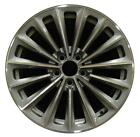 OEM 1 Wheel Rim For Bmw 535I Gt Recon Nice 000 Charcoal Machined