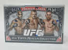 2016 UFC TOPPS MUSEUM COLLECTION HOBBY FACTORY SEALED BOX EPIC RARE