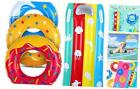 Pool Floats Donuts Swim Rings for Kids Adults Swim Tubes Inflatable Beach