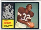 1962 Topps Football Cards 18