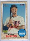 2017 Topps Heritage High Number Baseball Cards 63