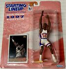 PATRICK EWING Starting Lineup 1997 (Tenth Year Edition) Card & Figure UNOPENED!