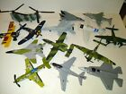MAISTO Tailwinds Diecast Airplanes Helicopter Military Lot Of 14