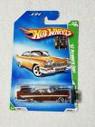 2009 HOT WHEELS 57 PLYMOUTH FURY SUPER TREASURE HUNT FROM FACTORY SEALED SET