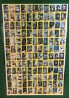 Star Wars 1977 Yellow Series #3 Uncut Sheet Double Complete Set