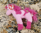 TY Canters the pink horse beanie baby of the month babies beanies BBOM