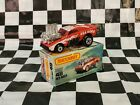 Matchbox Superfast 48 Red Rider Dodge Charger Funny Car 1972 w1981 Picture Box