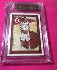 RUSSELL WESTBROOK 2008-09 TOPPS T51 MURAD RED 174A ROOKIE CARD BGS 9.5 GEM MINT