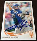 John Buck Rookie Card Checklist and Guide 26