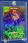 Ray Allen Rookie Cards and Memorabilia Guide 4