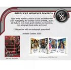 2020 WWE Topps Womans Division Hobby 8 Box Case SEALED Pre Order Confirmed!