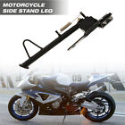 Universal Motorcycle Side Stand Leg Sidestand Kickstand For ATV Dirt Bike Moped