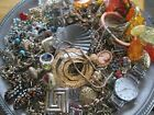 HUGE Vintage to Now JUNK DRAWER Estate Jewelry Lot Unsearched Untested