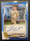 Ultimate 2021 Bowman Chrome Autographs Checklist, Team Set Guide and Hot List 119
