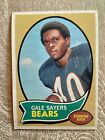 Gale Sayers Cards, Rookie Card and Autographed Memorabilia Guide 7