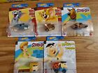 2021 Hot Wheels Character Cars Scooby Doo Shaggy Fred Flintstone Tom and Jerry