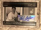 2004 DONRUSS TIMELINES BOB FELLER HOF62 CALL TO THE HALL AUTO AUTOGRAPH AWESOME!