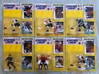 6 PIECE LOT STARTING LINEUP HOCKEY 1993 1ST YR EDITION BRAND NEW WITH BELFOUR