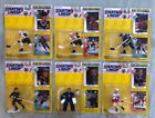 6 PIECE LOT STARTING LINEUP HOCKEY 1993 1ST YR EDITION BRAND NEW INCLUDES FUHR