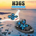 24g 3 in 1 Rc Quadcopter Drone Mini Helicopter Water ground air Mode Drone Airc