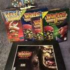 WarCraft PC Collection Big Box Bundle + Expansions Complete-New II, III W!ZONE