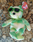 TY Lime Ice the bear beanie baby babies beanies 2007 Summer Gift Show Exclusive