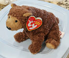 TY Monarch the grizzly bear beanie baby babies San Francisco Zoo Exclusive