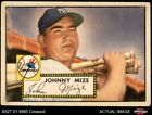 Johnny Mize Cards, Rookie Card and Autographed Memorabilia Guide 18