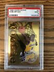 ROOKIE 1996 NBA Hoops Kobe Bryant Rookie RC gold foil #3 PSA 9 Mint Lakers