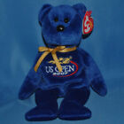 Ty Beanie Baby Topspin - MWMT (Bear US Open Exlusive 2007) Tennis