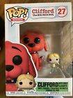 Funko Pop Clifford the Big Red Dog Figures 4
