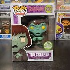 Funko Pop! Scooby-Doo The Creeper #203 2017 ECCC Exclusive With Hard Stack