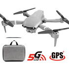 F3 GPS Drones with 4K 1080P Dual HD Camera 5G Wifi FPV RC Quadcopter Foldable