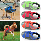 Life Jacket Pet Vest Preserver Swimsuit Puppy Swimming Safety With Dog Leash I