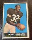 Jim Brown Football Cards, Rookie Cards and Autographed Memorabilia Guide 19