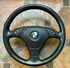 BMW Steering Wheel e46 early 3 series 328ci 323ci 328i 323i sport complete clean