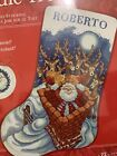 Needle Treasures Rooftop Merriment Stocking Counted Cross Stitch 08556 Christmas